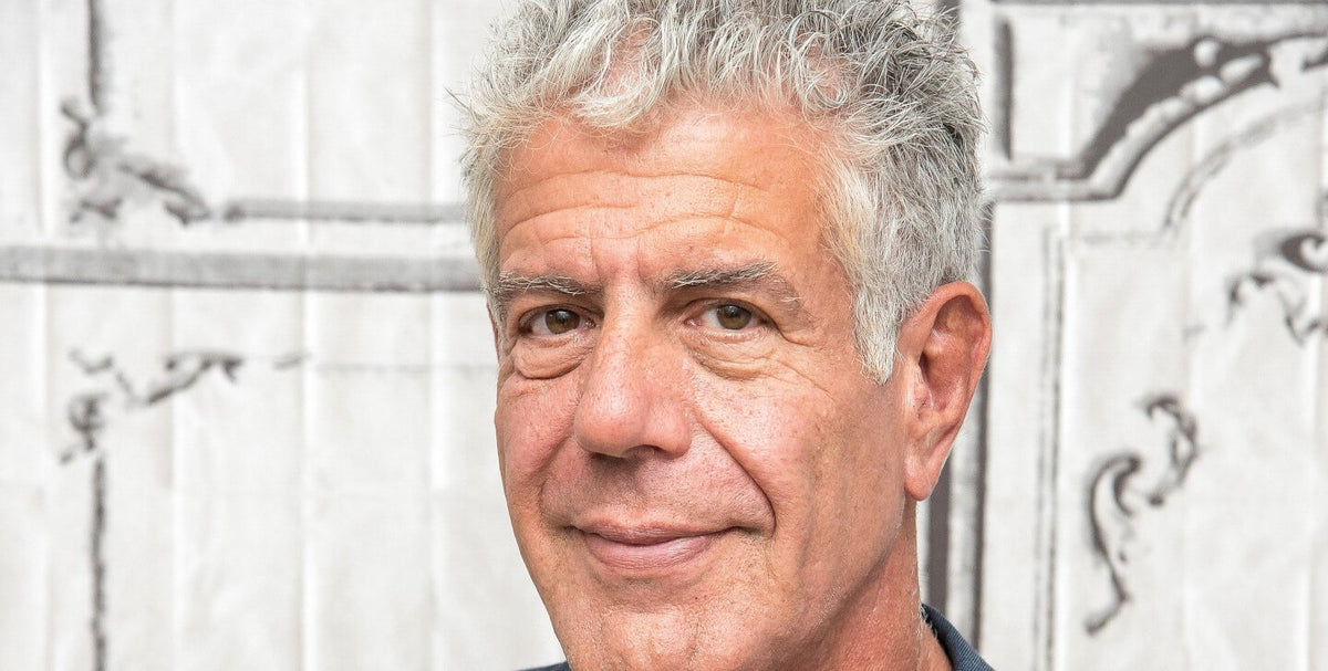 An Aroo for Anthony Bourdain