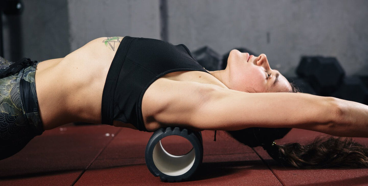 4 Foam Roller Exercises For Mobility