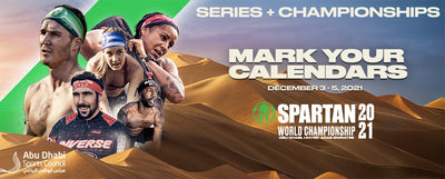 $115K Is Up for Grabs at the 2021 Spartan World Championship in Abu Dhabi