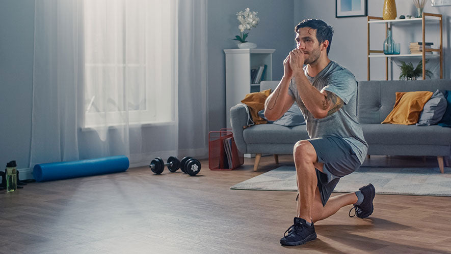 Hit Every Muscle, Top to Bottom, in 30 Minutes With This Intense At-Home Workout