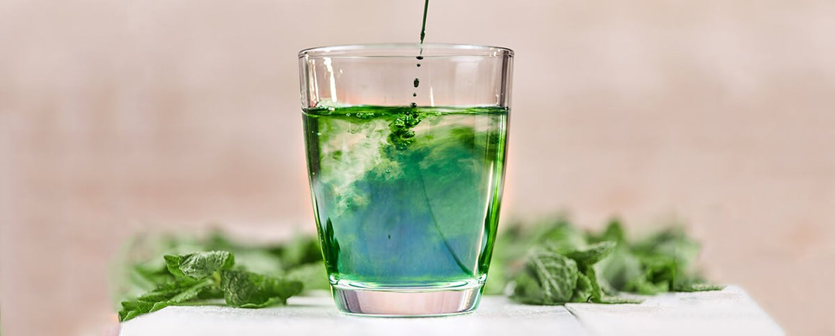 Can Drinking Chlorophyll Water Enhance Your Performance?