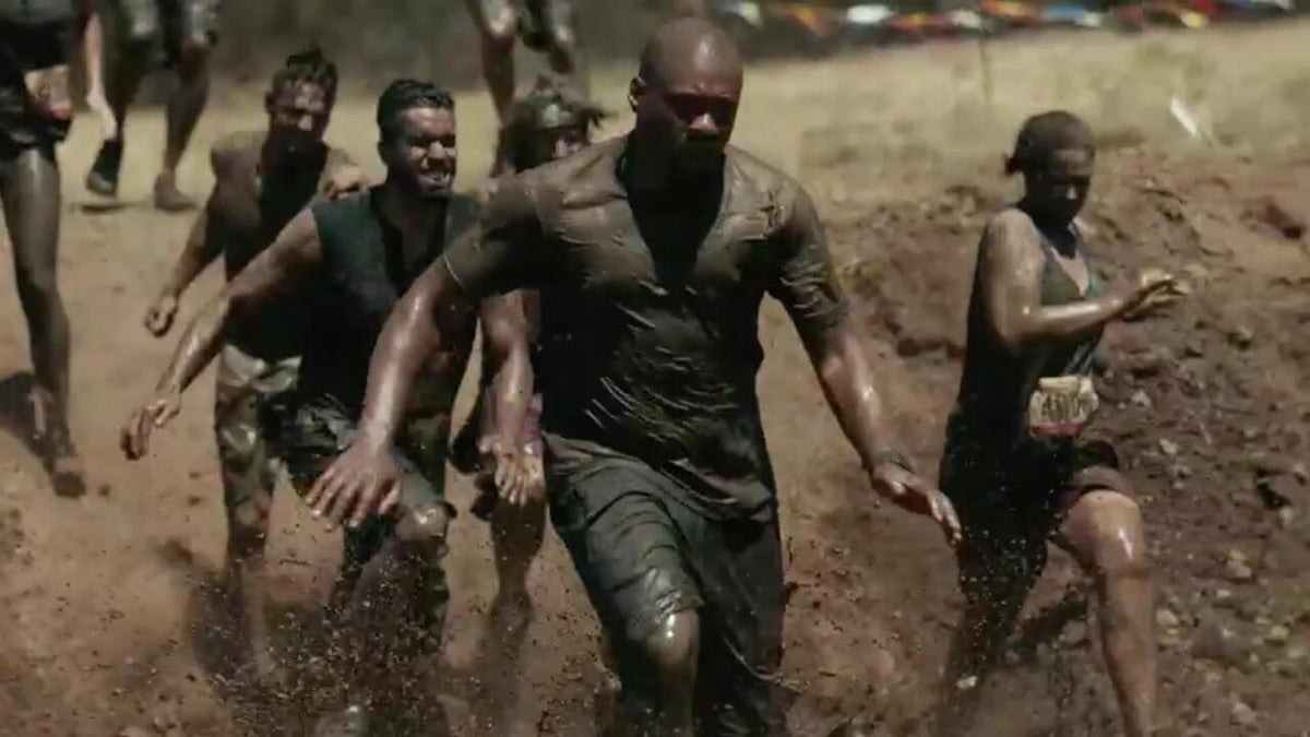 The Real Story Behind the Spartan in the Apple Watch Commercial