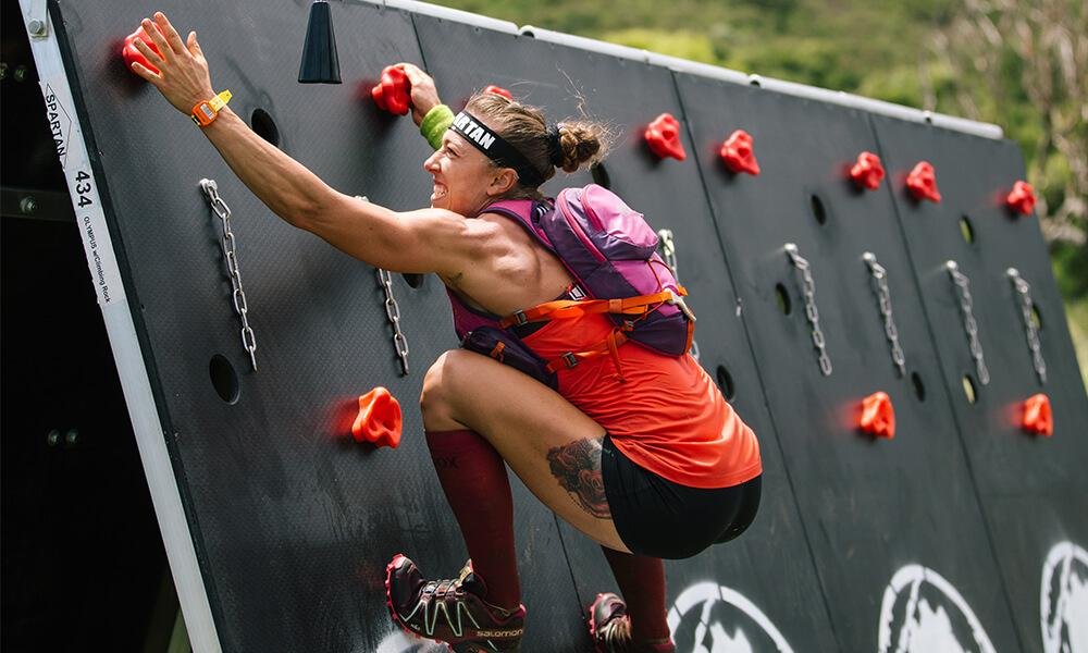 Olympus Obstacle Training: Week 6 - WOD / 2019