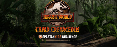 Spartan and DreamWorks Animation Celebrate 'Jurassic World: Camp Cretaceous' With Virtual Kids Fitness Camp