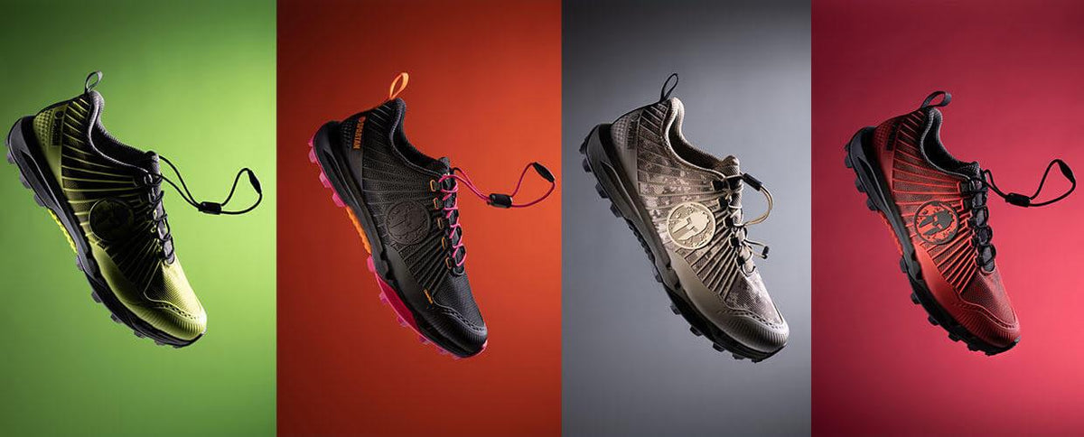 How the RD PRO, Our Unbreakable Shoe, Helps Spartans Overcome Major Obstacles