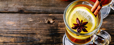Warm Up with The Healthiest Hot Toddy Recipe EVER. (Yes, We Said Healthy)