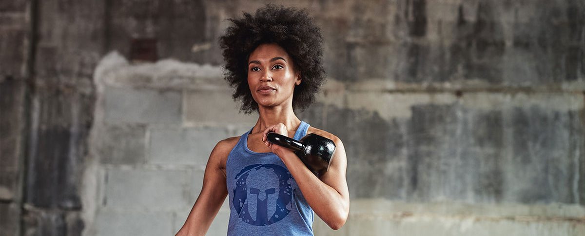The ONLY 5 Kettlebell Moves You Need to Get in Shape for Summer