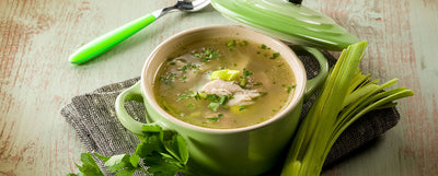 Leeks You'll Love: Try this Tasty Veggie & Chicken Broth Recipe