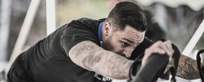 Tips to Fuel Your Fitness Fight from TSgt & Superhuman Matt Stevens