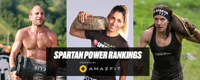 Spartan Power Rankings: Some Fresh Faces Debut After Great Finishes in San Antonio, Vegas