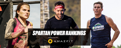 Spartan Power Rankings: 2 Months Into the Season, These Are the 20 Best Racers in the World