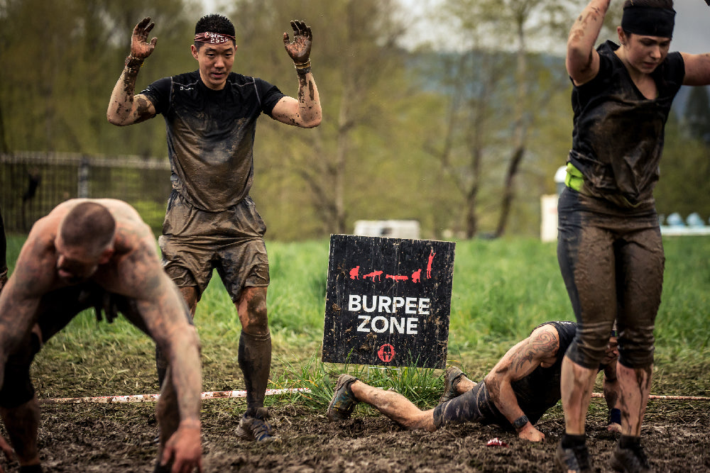 what are burpees