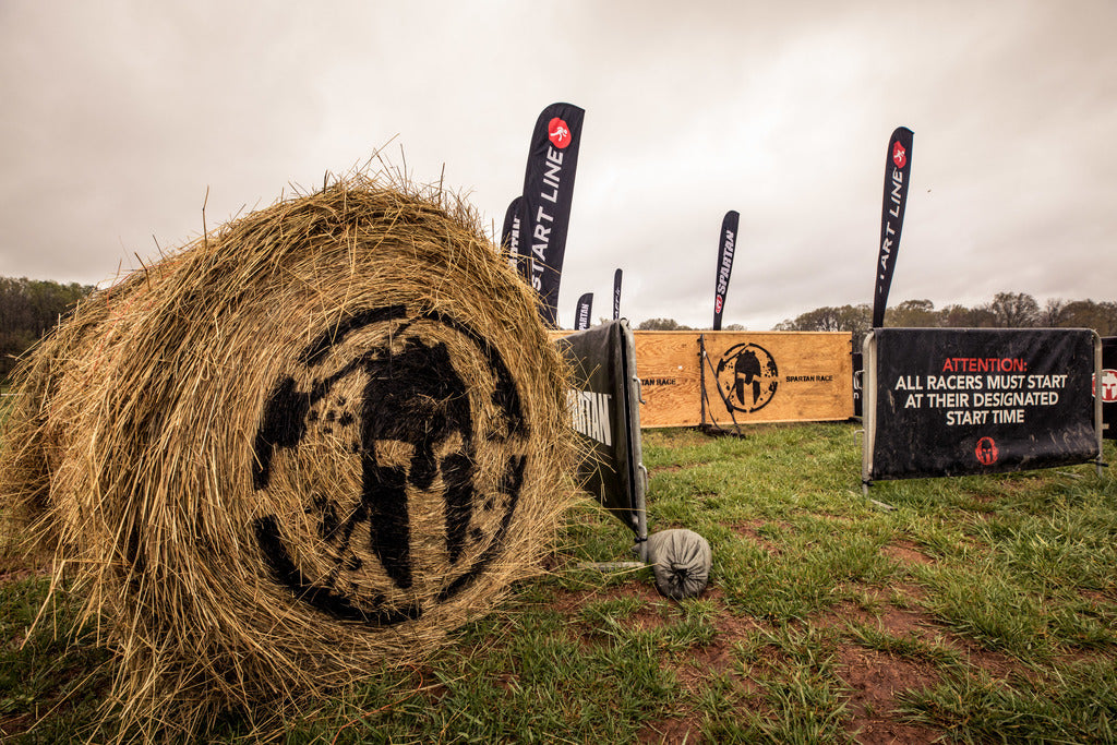 spartan races in april