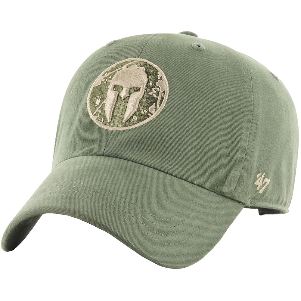 47 Brand SPARTAN '47 OHT Miata Clean Up Hat - Women's Moss