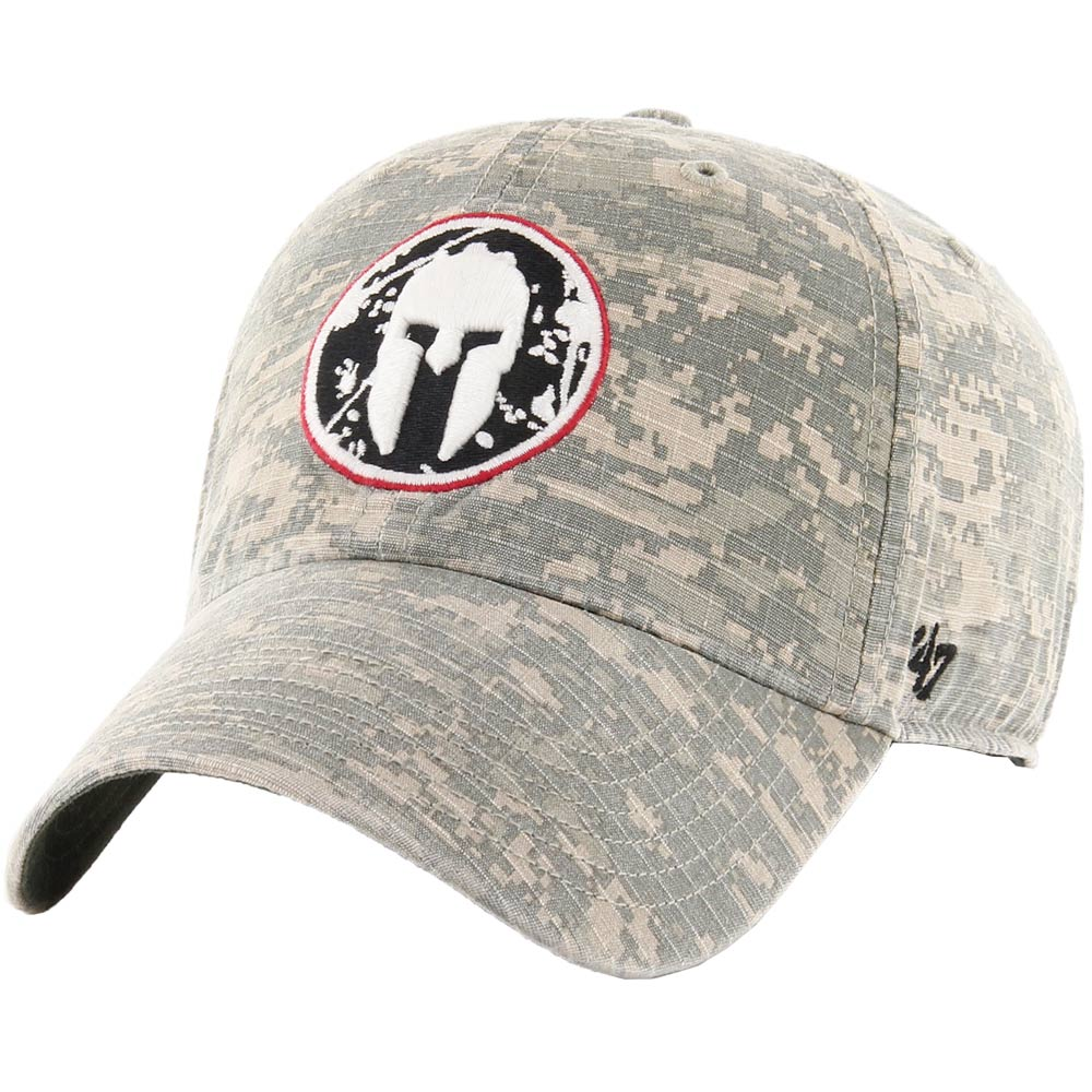 47 Brand SPARTAN '47 OHT Nilan Clean Up Digital Hat - Unisex Camo Green