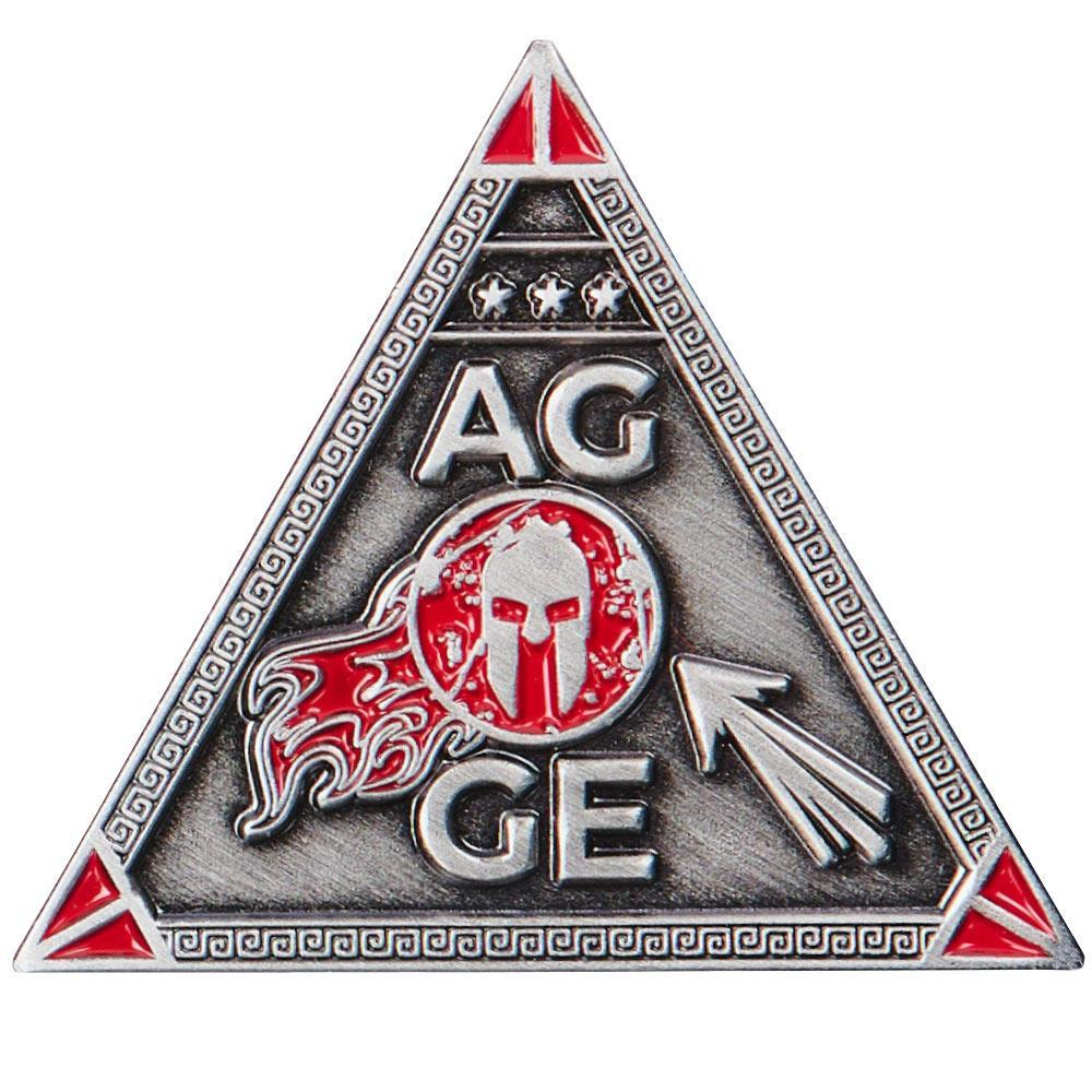 Spartan Race Shop SPARTAN Agoge Delta Icon