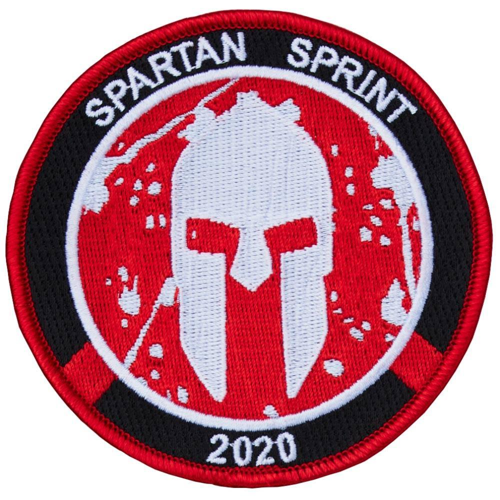 Spartan Race Shop SPARTAN 2020 Sprint Patch