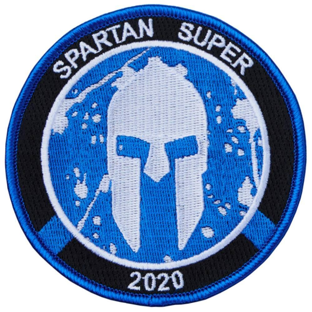 Spartan Race Shop SPARTAN 2020 Super Patch