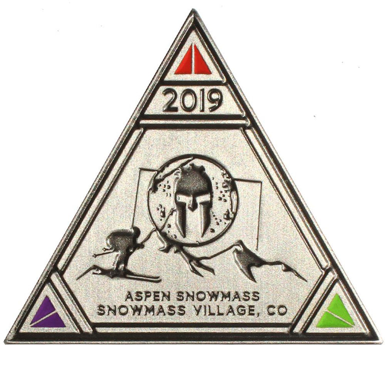 Spartan Race Shop SPARTAN 2019 Aspen Delta Icon