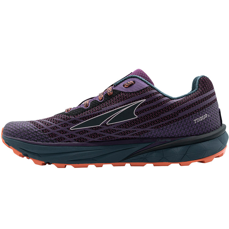 Altra Women's Timp 2.0 Trail Running Shoe Plum