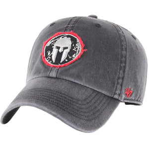 47 Brand SPARTAN '47 Beulah Clean Up Hat - Unisex Black