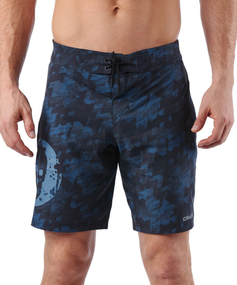 CRAFT SPARTAN By CRAFT Pro Series Board Short - Men's Print S
