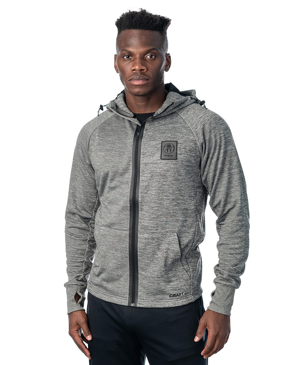 SPARTAN by CRAFT Charge Tech Sweat Hood Jacket - Men's