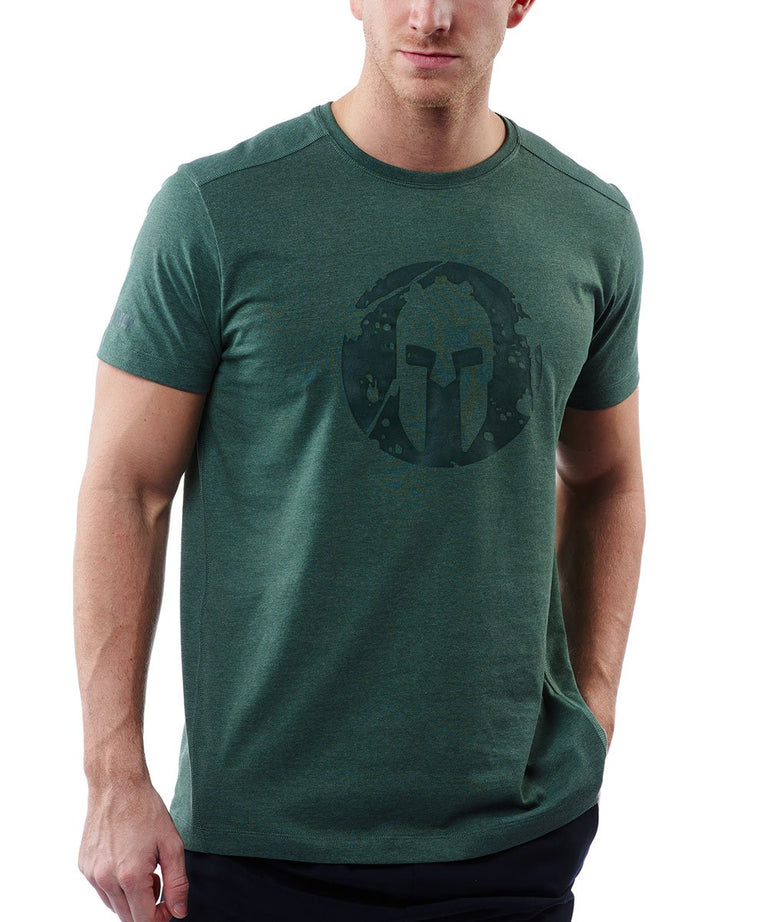CRAFT SPARTAN By CRAFT Deft 2.0 SS Tee - Men's Moss S