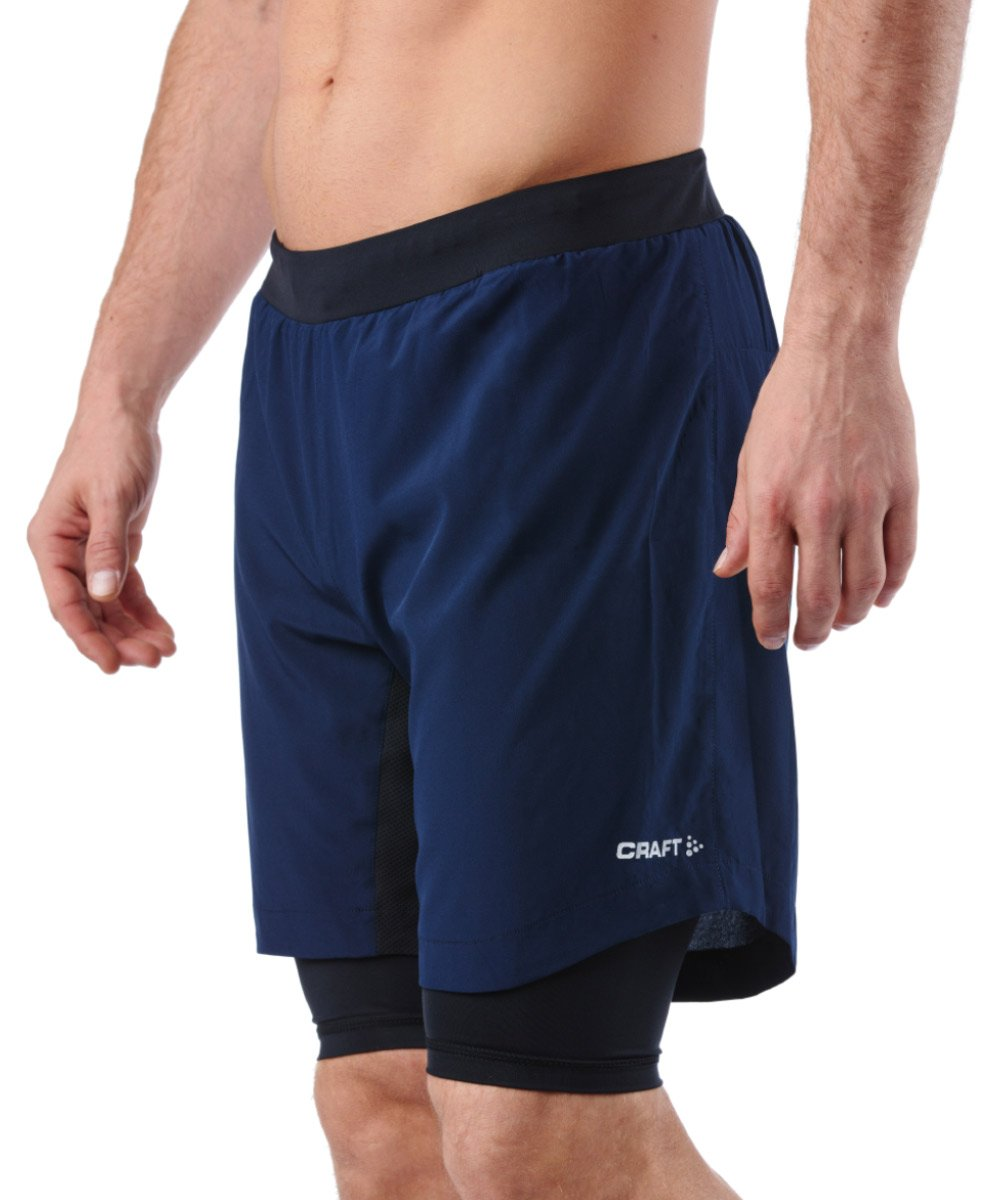 SPARTAN by CRAFT Pro Series 2-in-1 Short
