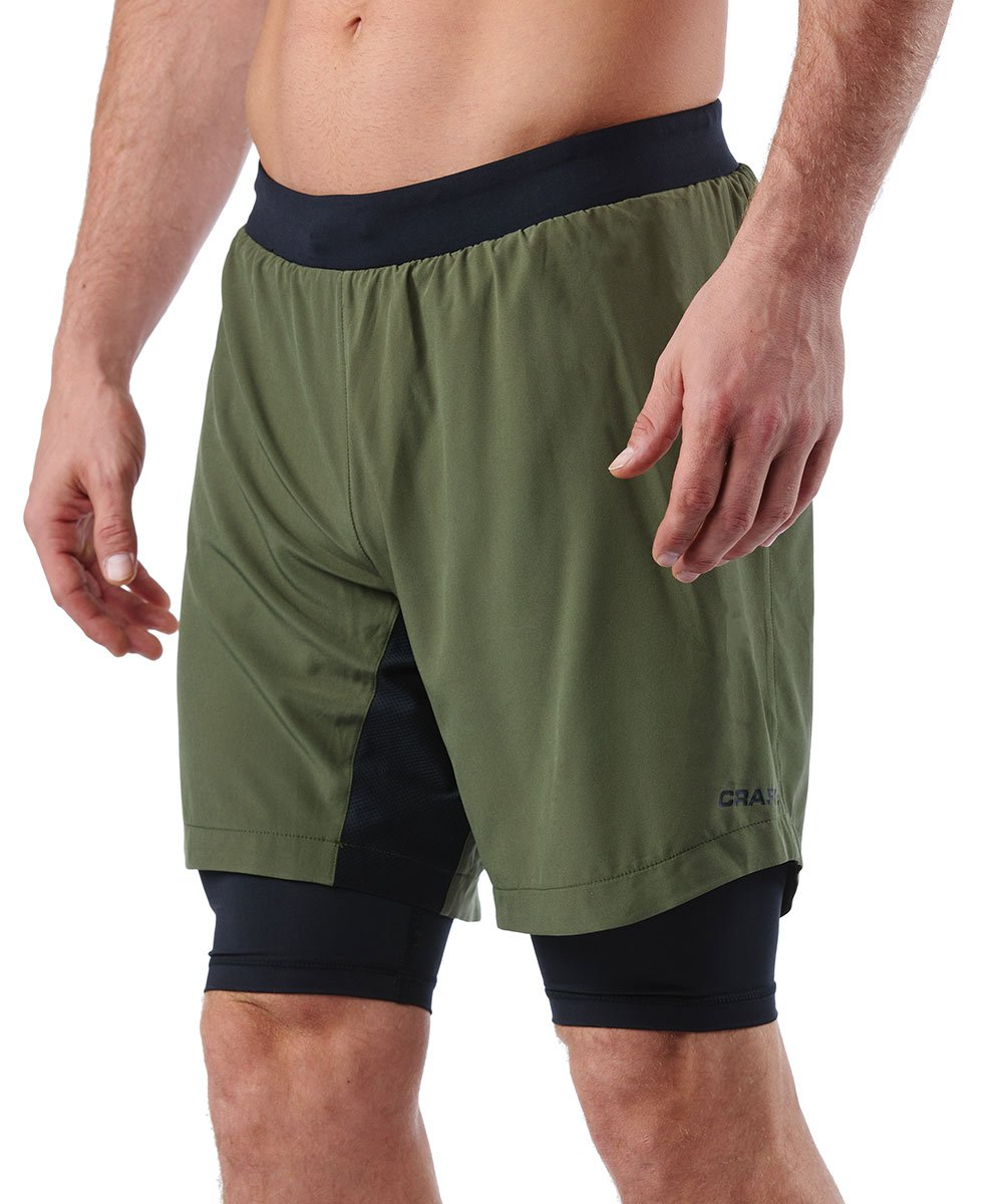 SPARTAN by CRAFT Pro Series 2-in-1 Short - Men's