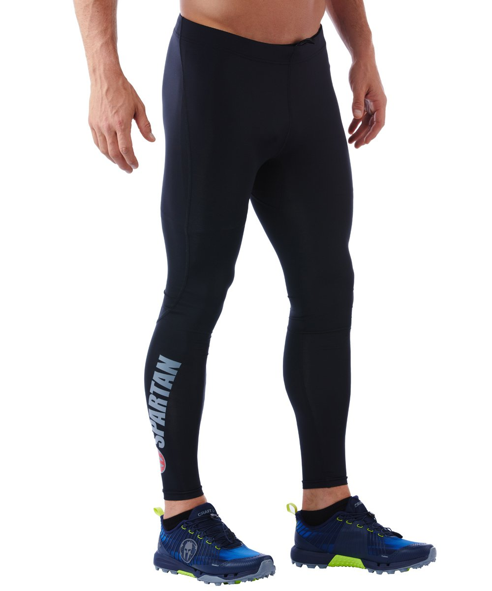 CRAFT SPARTAN By CRAFT Pro Series Compression Tight - Men's Black S