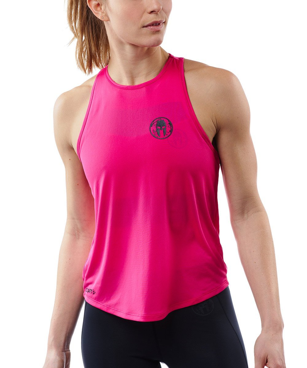 SPARTAN by CRAFT Charge Singlet - Women's