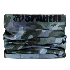 CRAFT SPARTAN By CRAFT Camouflage Neck Tube Woods Camo