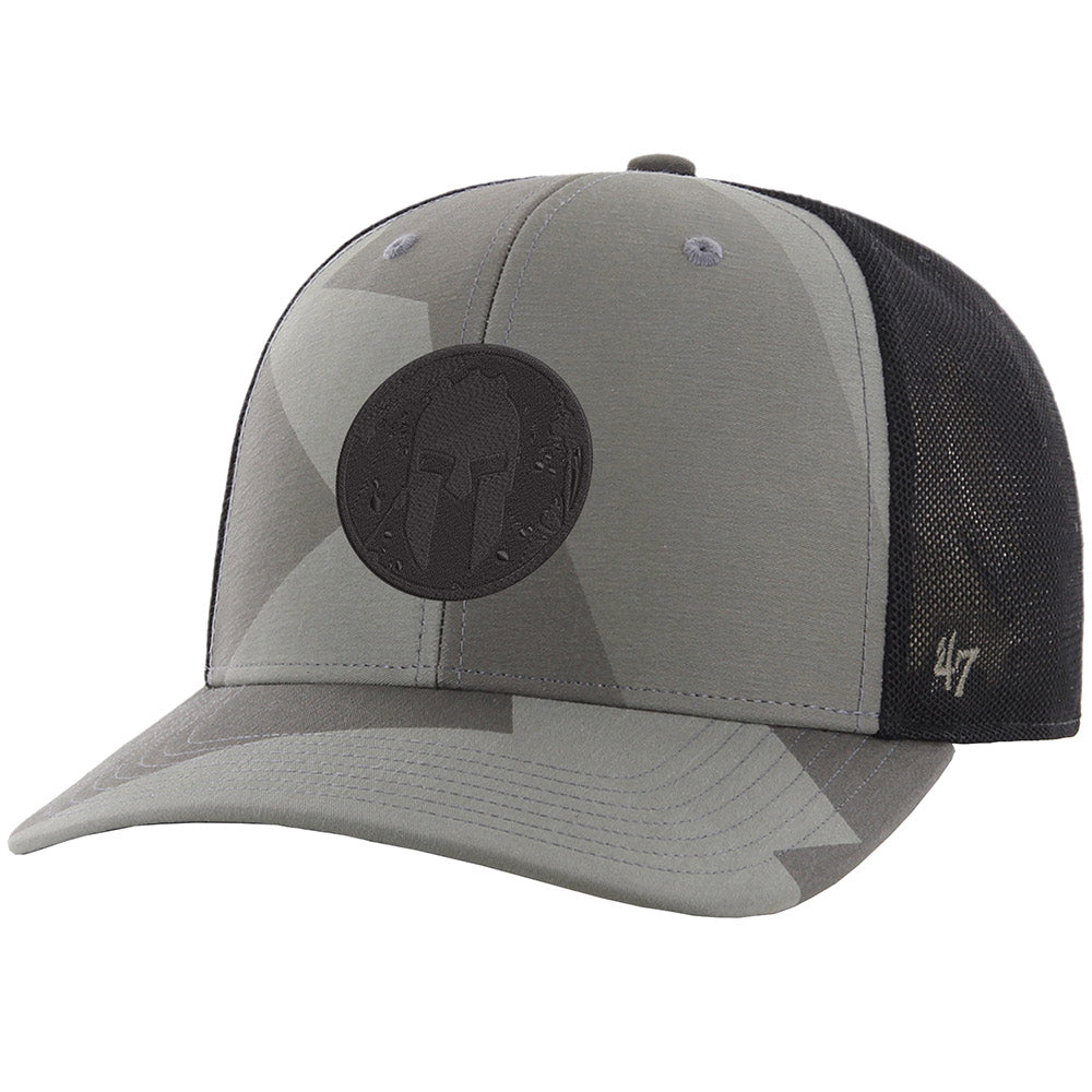 47 Brand SPARTAN '47 Countershade MVP DP Hat - Unisex Black