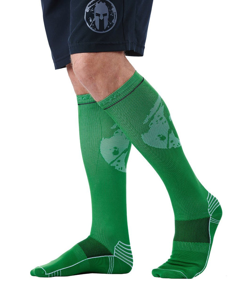 SPARTAN by CRAFT Compression Knee Sock