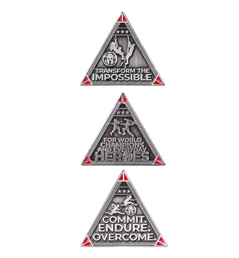 Delta Icons SPARTAN Motivation 3 pack