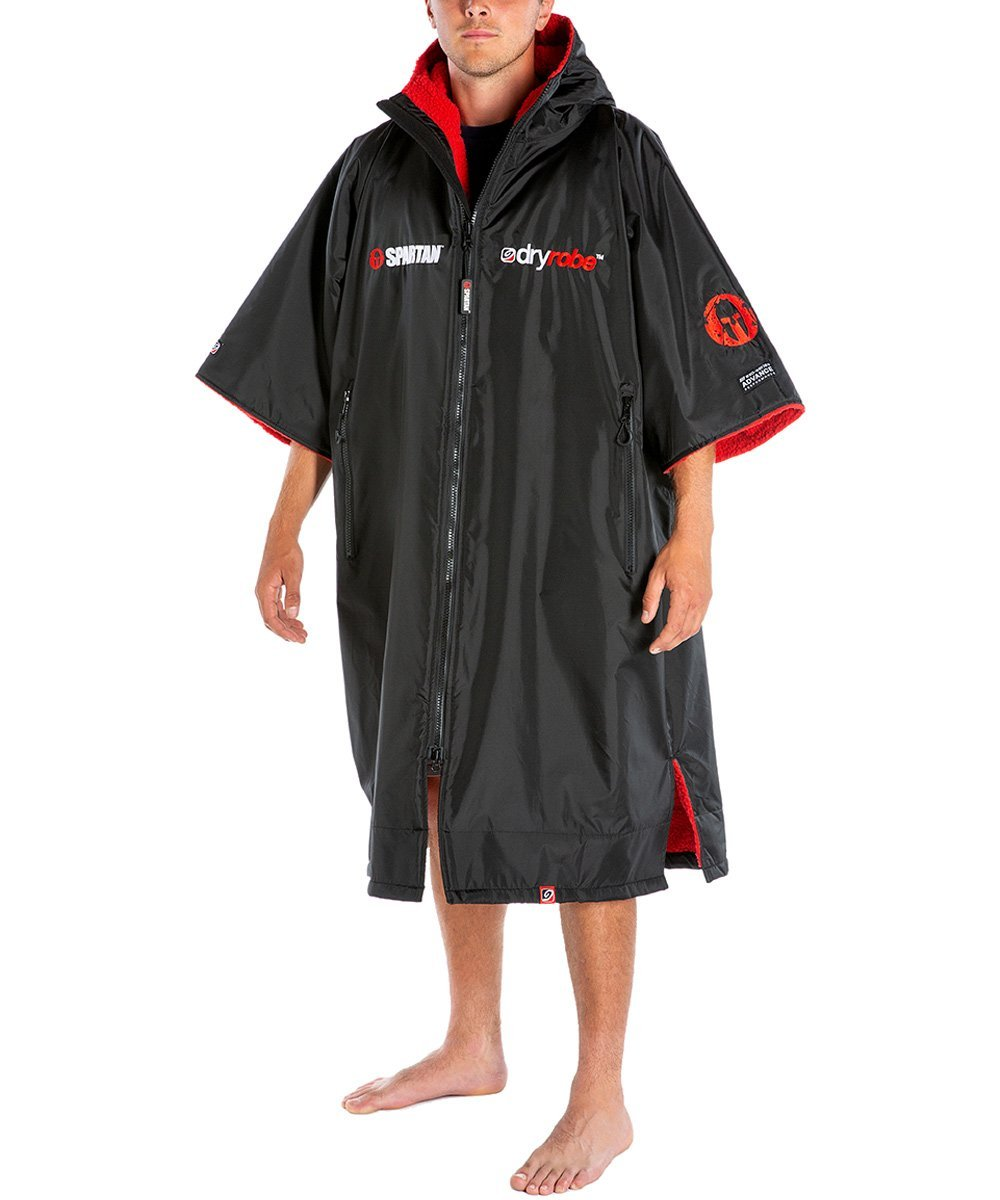 DryRobe SPARTAN Advance Short Sleeve Robe