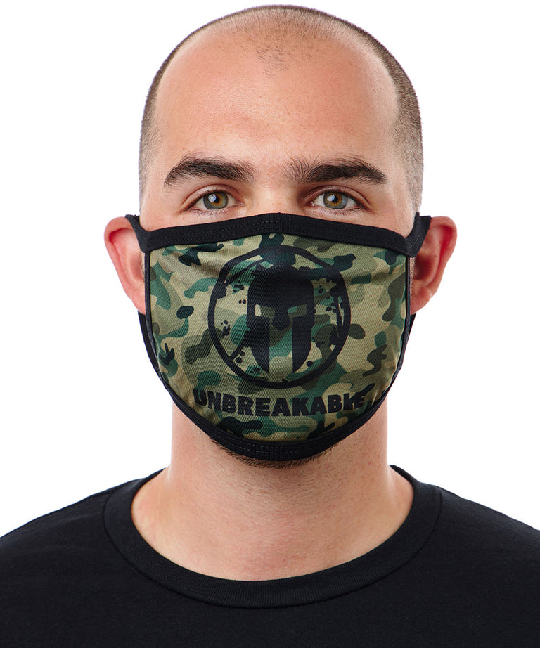 SPARTAN Face Mask