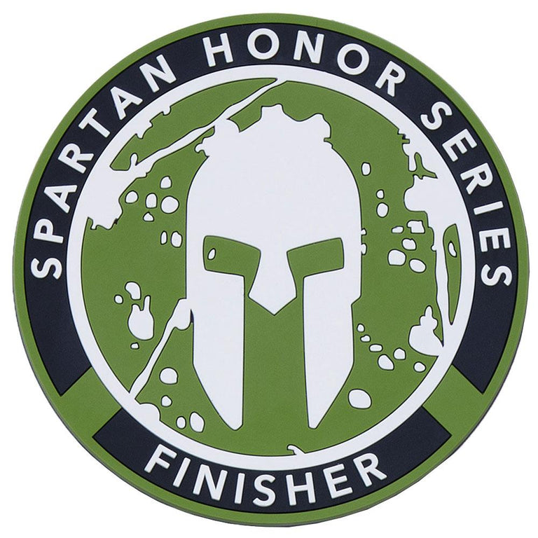Spartan Race Shop SPARTAN PVC Honor Series Magnet