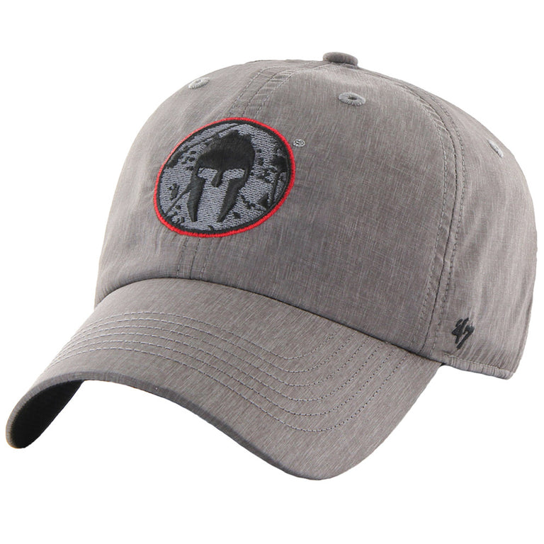 47 Brand SPARTAN '47 Fury Clean Up Hat - Unisex Dark Gray