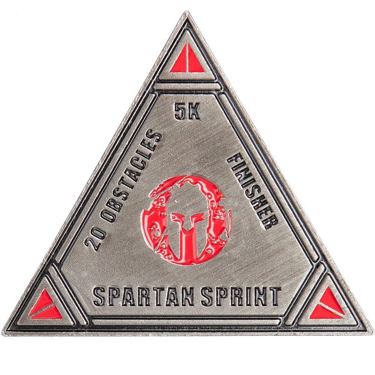 Spartan Race Shop SPARTAN Global Sprint Delta Icon - Red
