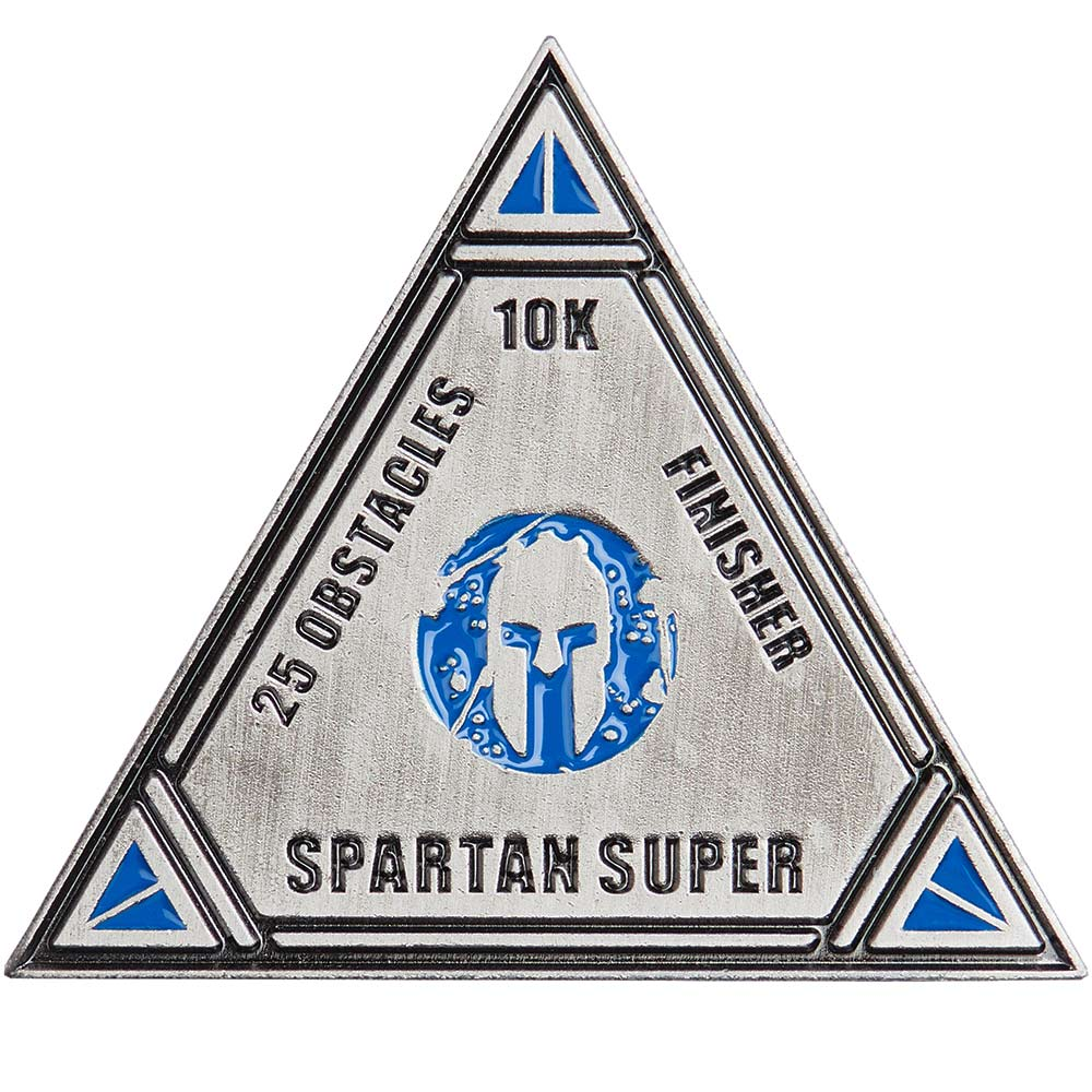 Spartan Race Shop SPARTAN Global Super Delta Icon - Blue