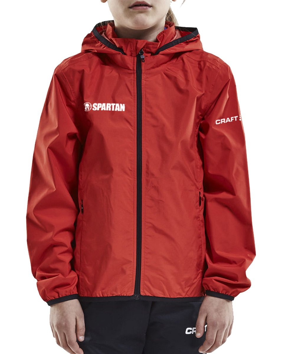 SPARTAN by CRAFT Rain Jacket - Juniors'