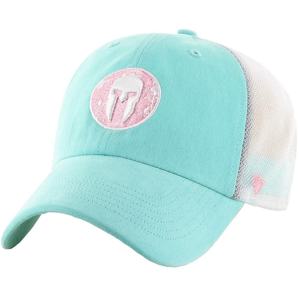 47 Brand SPARTAN '47 Mermaid Mesh Clean Up Hat - Kids Black
