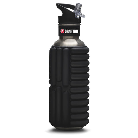 SPARTAN Mobot Foam Roller Water Bottle
