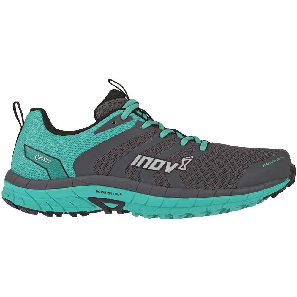 Inov8 Inov-8 Parkclaw 275 GTX Trail Running Shoe - Women's Gray/Teal 6