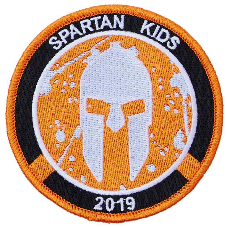 Spartan Race Shop SPARTAN 2019 Kids Patch