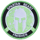Spartan Race Shop SPARTAN Beast Finisher Patch