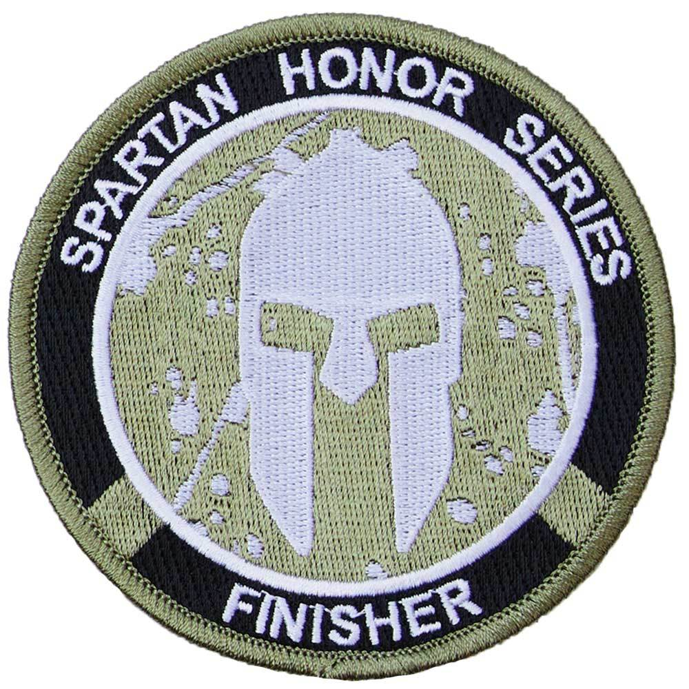 Spartan Race Shop SPARTAN Honor Series Patch