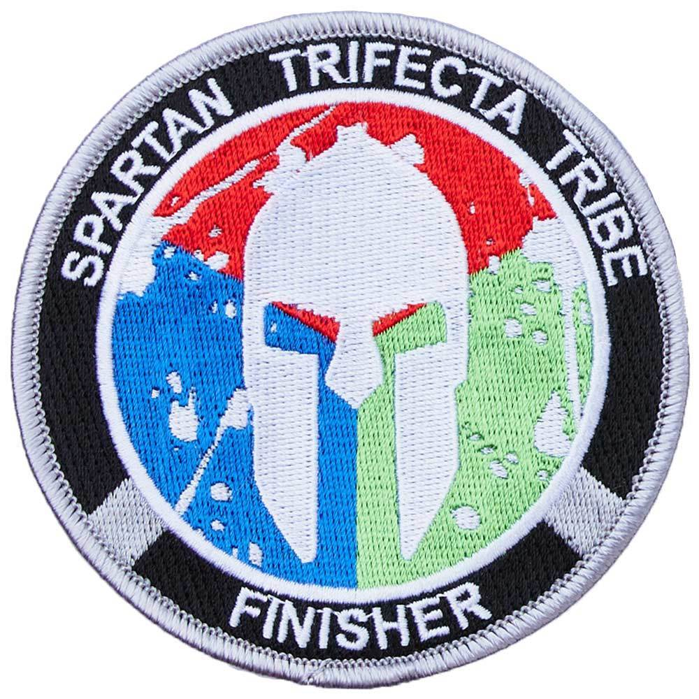 Spartan Race Shop SPARTAN Trifecta Finisher Patch